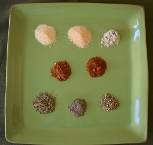 cajun creole spice mixes