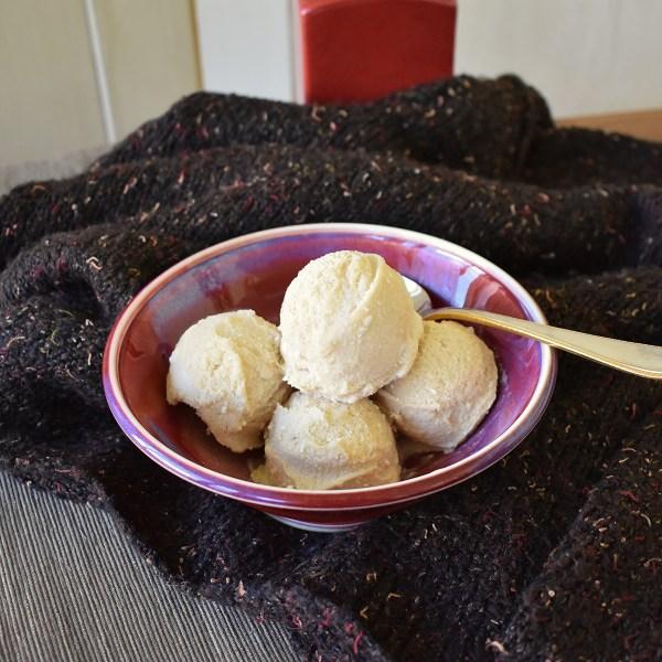 vanilla nice cream vegan ice cream