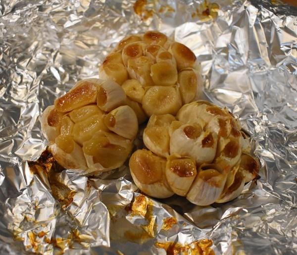 kitchen basics roasted garlic