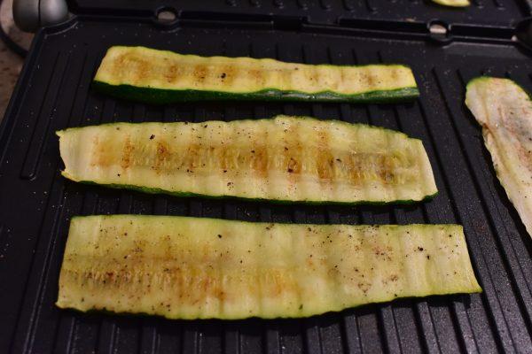 meaty zucchini mushroom rolls