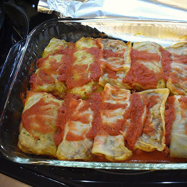 beyond beef cabbage rolls