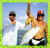 key west fishing with Key Limey