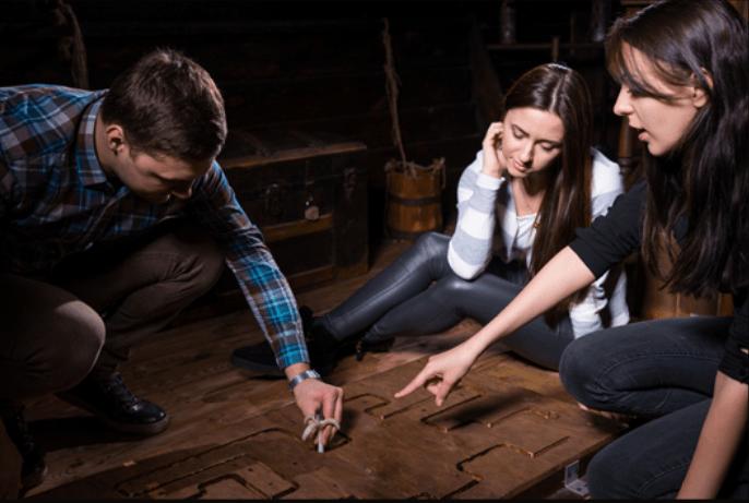 Escape Room puzzle