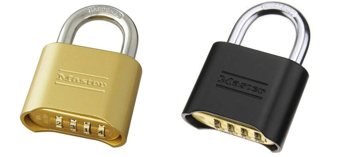 Escape Room Padlocks