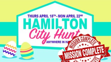 Hamilton Escape Rooms City Hunt COMPLETE