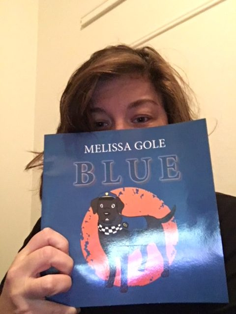 """Mel Gole"" author Blue"