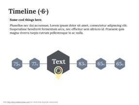 Keynote Timeline Template 7