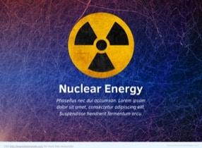 Nuclear Keynote Theme - Slide 1