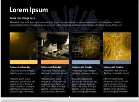 Virus Keynote Template - Slide 3