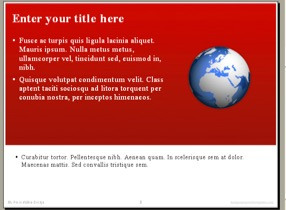 Free red invitation keynote template red invitation keynote template 3 stopboris Gallery