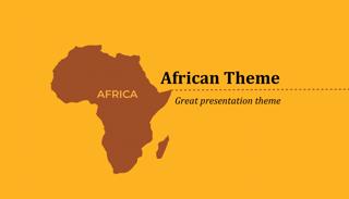 Africa Keynote Template