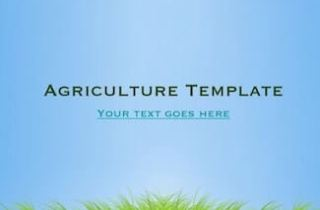 Agriculture Keynote Template - FREE