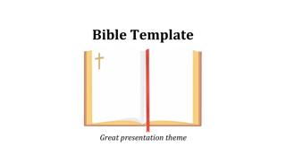 Bible Keynote Template