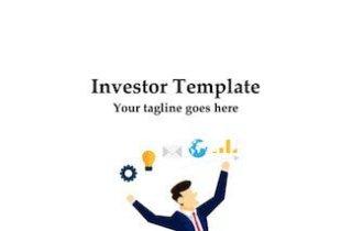 Investor Keynote Template - FREE