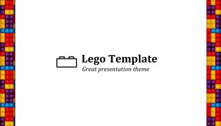 Lego Keynote Template