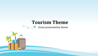 Tourism Keynote Template