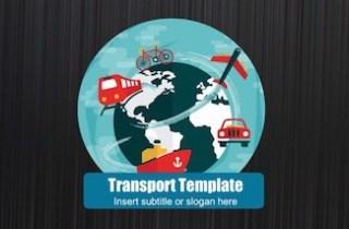 Transport Keynote Template - FREE