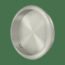 Round Flush Pull, 2-1/2″ Diameter