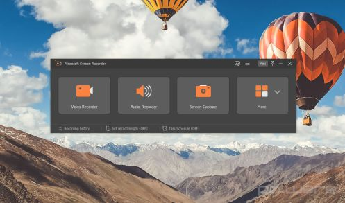 Aiseesoft Screen Recorder Crack Full 2.2.60 Free Latest] Download
