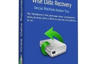 Wise Data Recovery Crack 5.2.1.338 With License Key Download