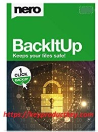 Nero BackItUp Crack Serial Key 2020 Version