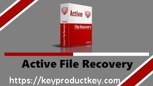 Active File Recovery 20.0.0 Crack & Full Activation Key Free Download