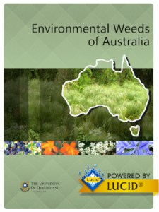 Environmental Weeds of Australia splash screen