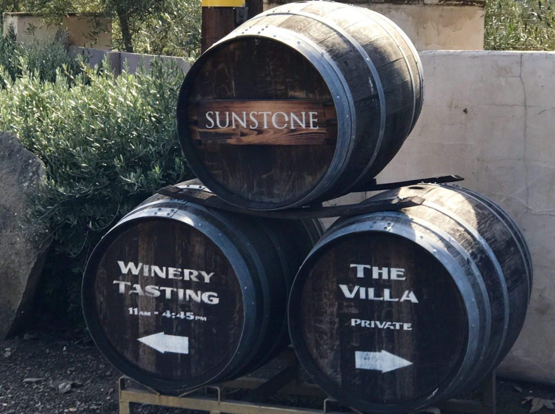 Cool barrels sunstone santa ynez