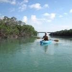 kayak Allison Culbertson sugarloaf keys getaway