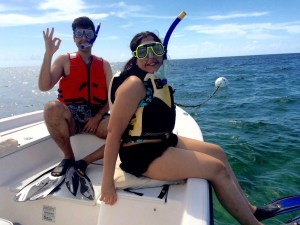 Patch reefs with Keys Boat Tours