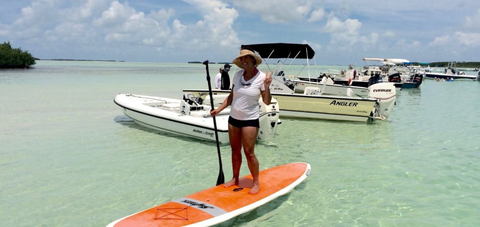 Marvin Keys Paddleboarding
