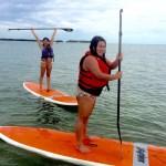 Keys Boat Tours Paddle board