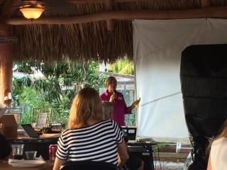 Deb Curlee, GYB speaking