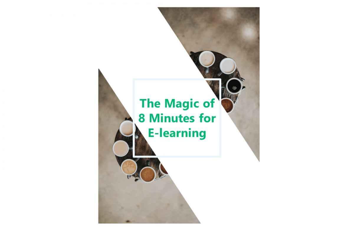 The Magic Of Eight Minutes For E Learning