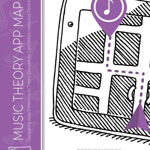 Music Theory App Map