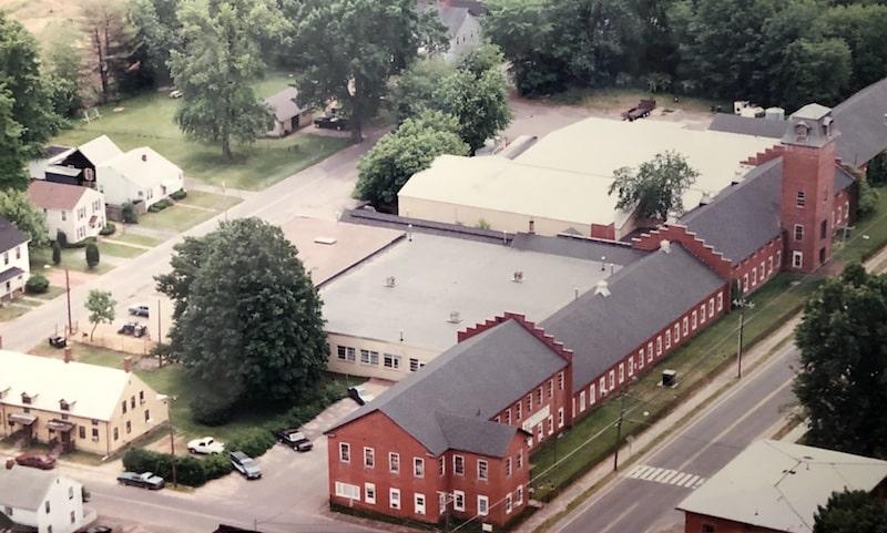 Original Keystone Paper & Box Company Building