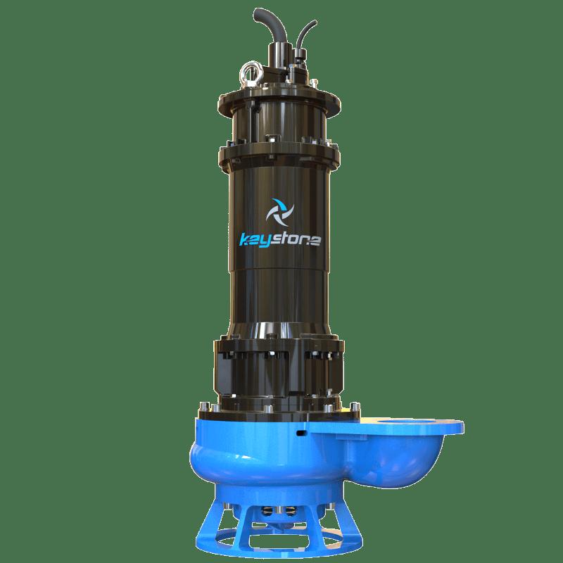 "Keystone HDS 150L 6"" Submersible Slurry Sump Pump"