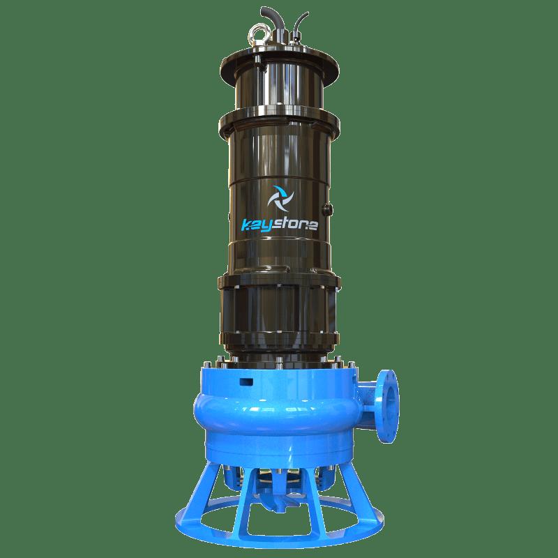 Keystone HDS 150M Submersible Slurry Sump Pump