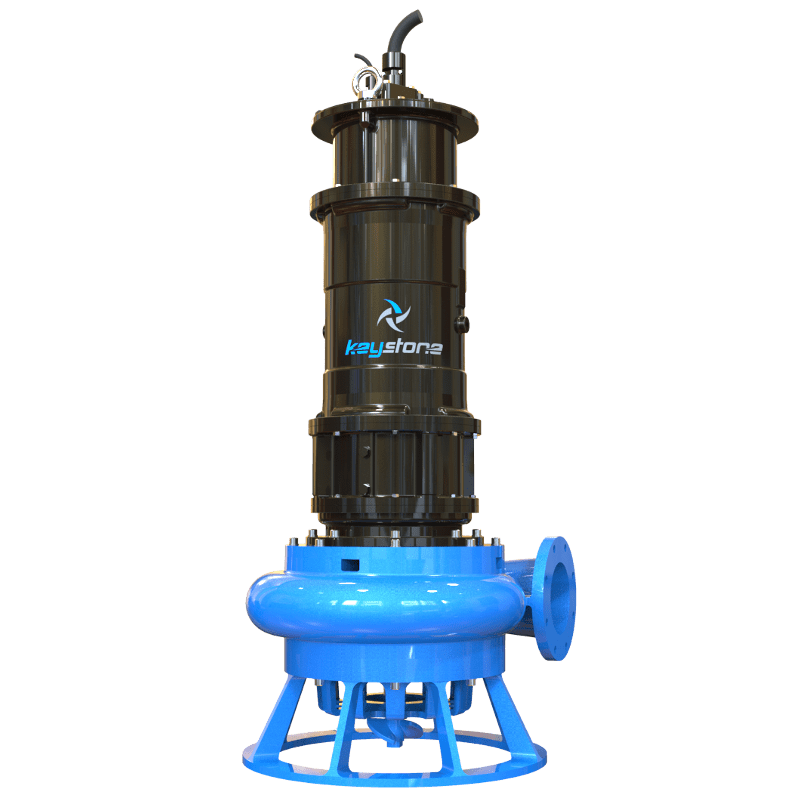 "Keystone HDS 200M 8"" Submersible Slurry Sump Pump"