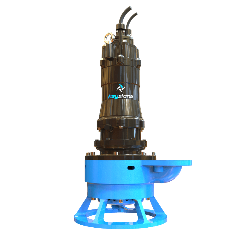 "Keystone HDS 50L 2"" Submersible Slurry Sump Pump"