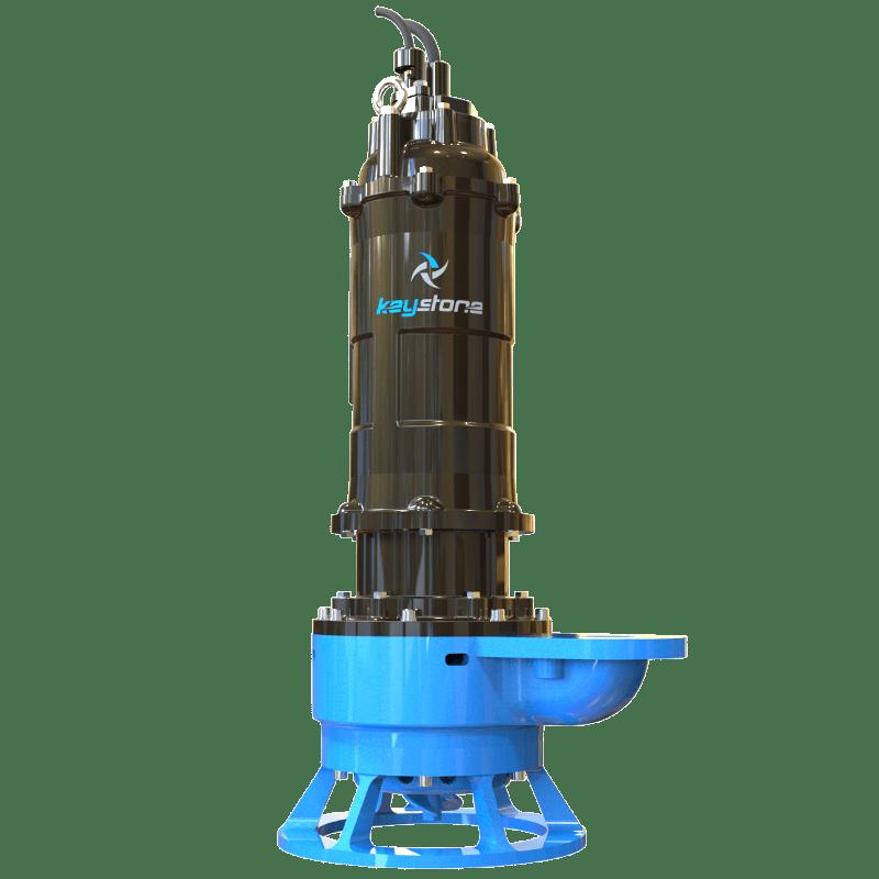 "Keystone HDS 75L 3"" Submersible Slurry Sump Pump"