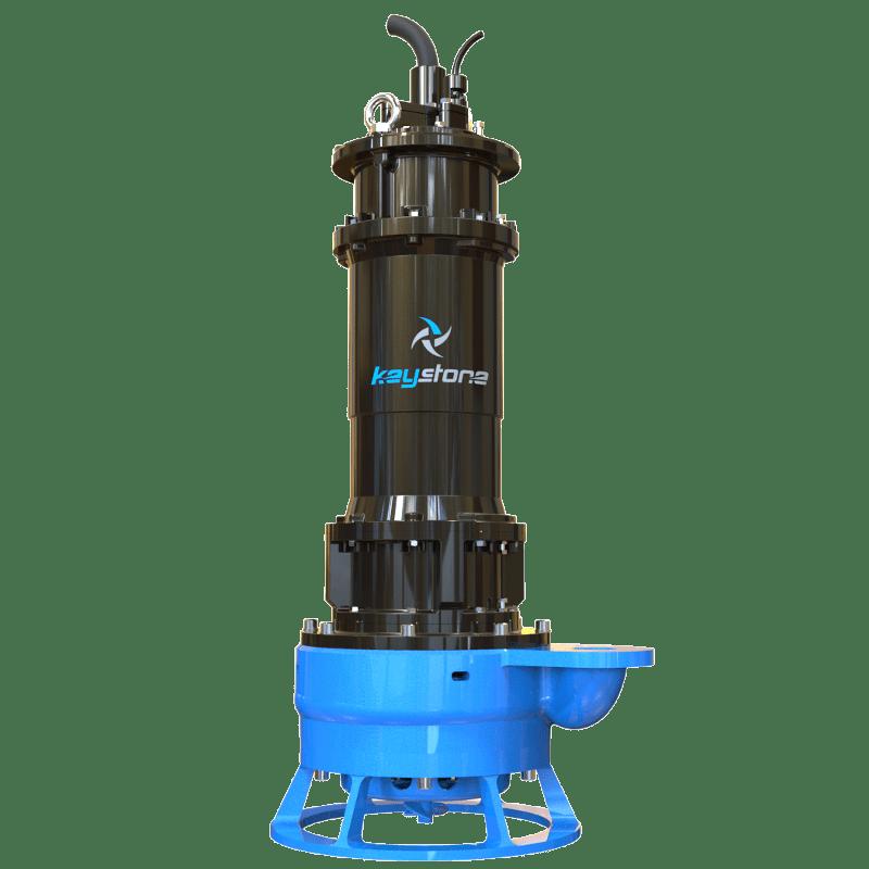 "Keystone HDS 75M 3"" Submersible Slurry Sump Pump"