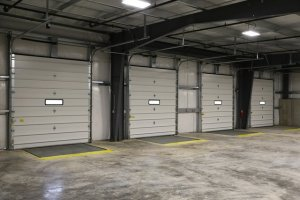 Keystone Warehouse Loading Docks