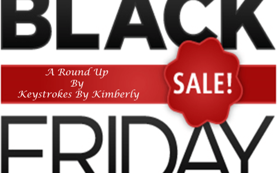 Black Friday Sales 2016 - Part One
