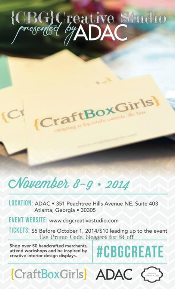 See You At The Craft Girls Box Event This Weekend Keystrokes By