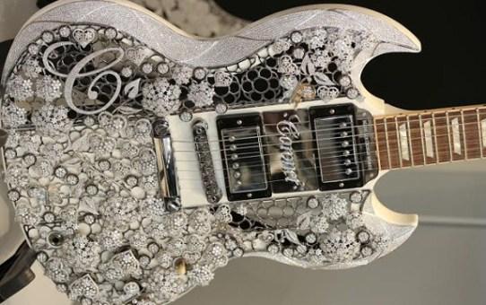 The $2 Million Dollar Gibson Guitar