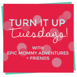 Welcome To Our 98th Turn It Up Tuesday!