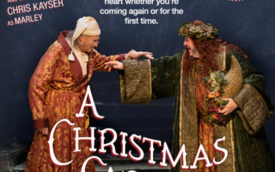 A Chirstmas Carol Is At The Alliance Theatre