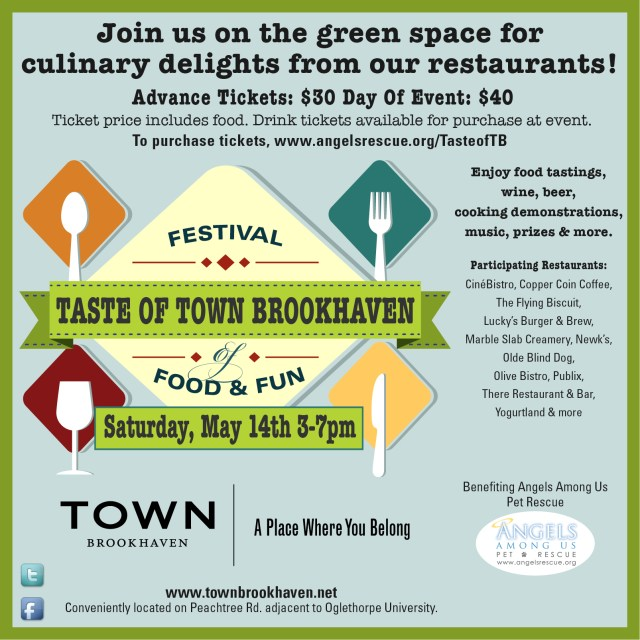 Let's Do The Taste Of Brookhaven !