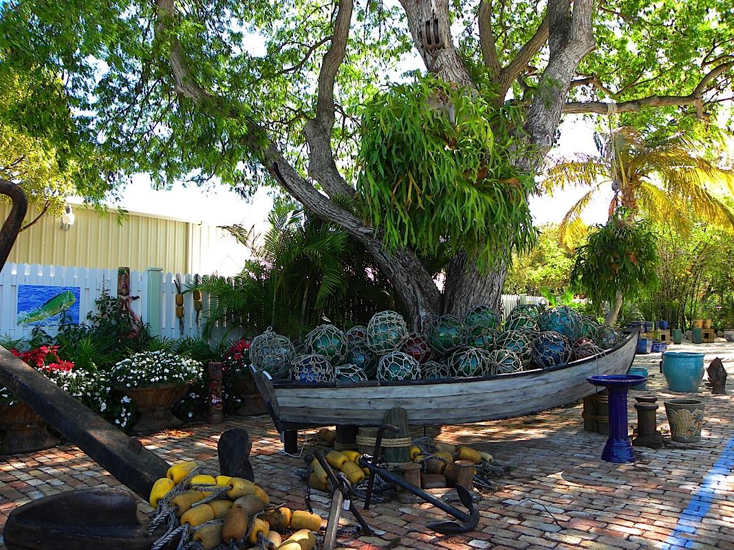 Ocean Garden brings nautical dreams to life » Florida Keys ... on Nautical Backyard Ideas id=90886
